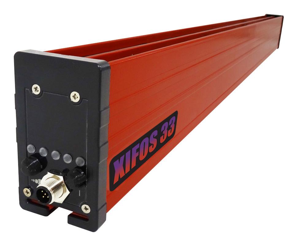 XIFOS 33 Static Eliminator Bar