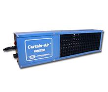 Curtain Air Static Eliminator AC Blower