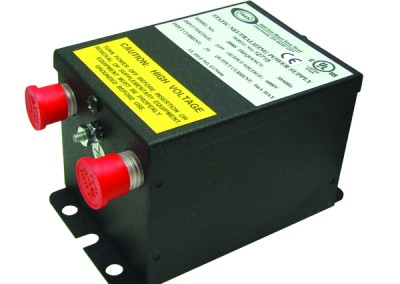 Power Supply for use with In-Line Ionizer, Precision Point Ionizers